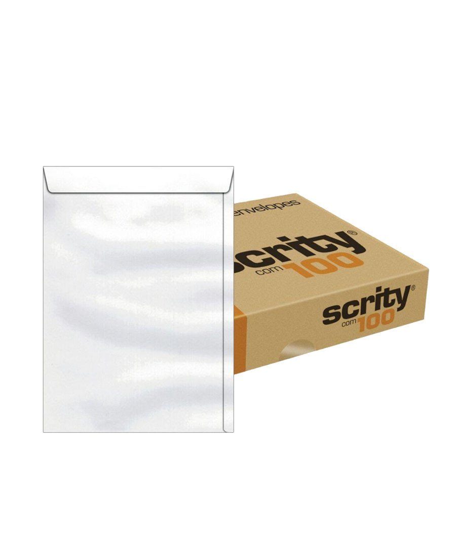 ENVELOPE SCRITY SACO BCO 75...