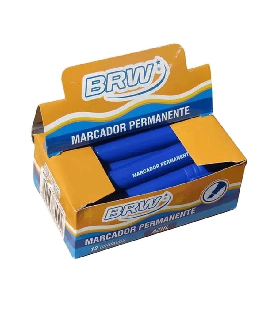 MARCADOR PERMANENTE BRW...