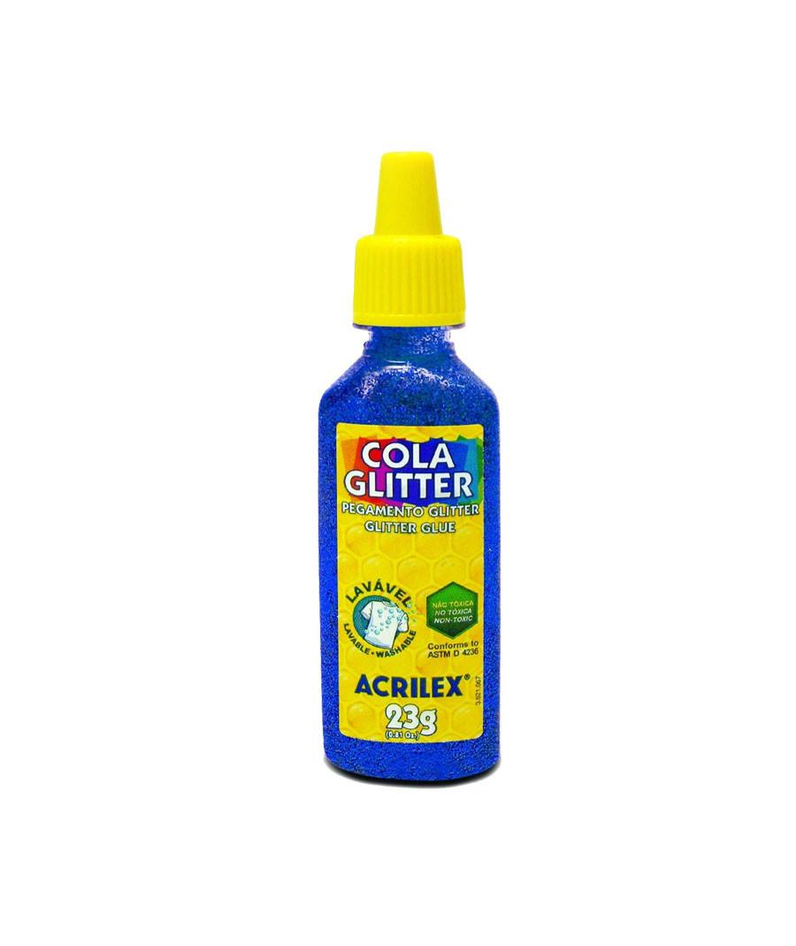 COLA ACRILEX   GLITTER 23...