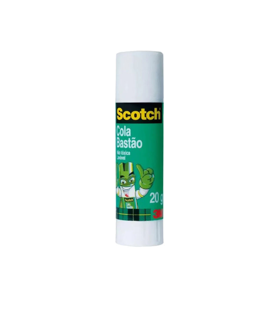 COLA BASTAO 3M SCOTCH 20 GRS