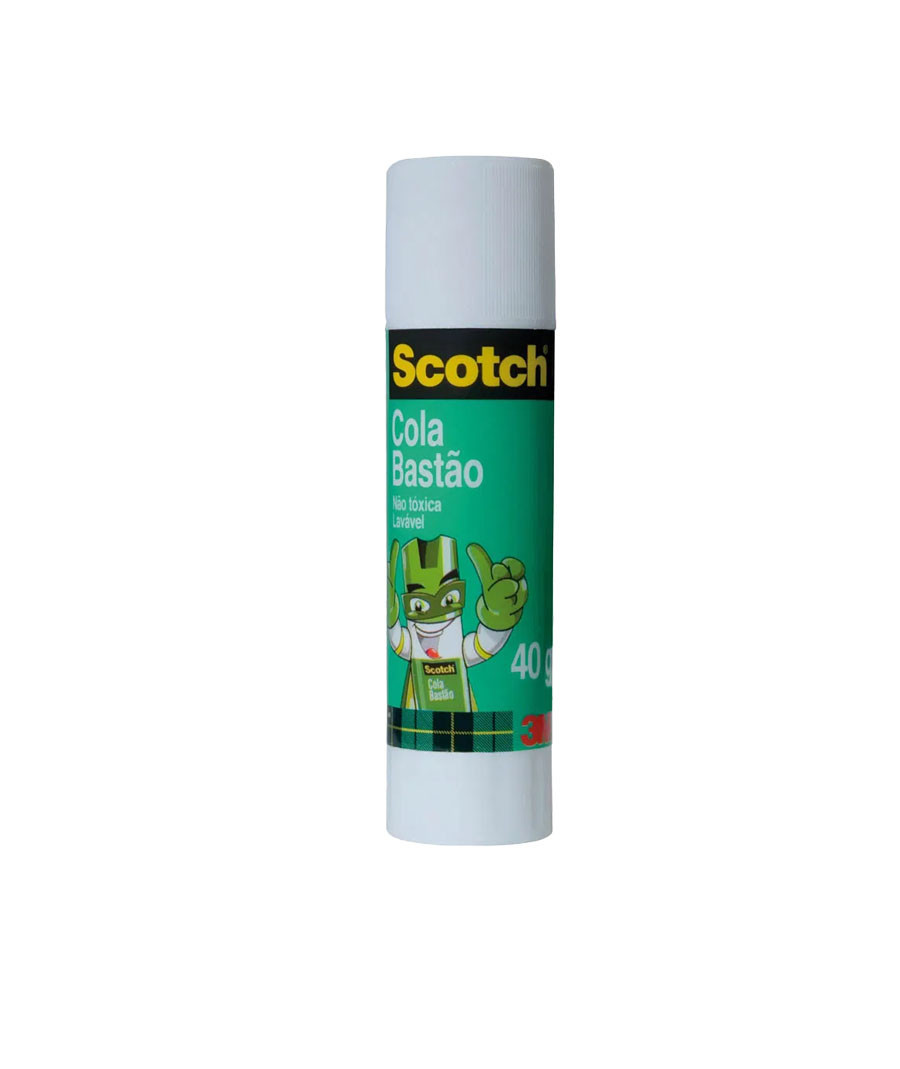 COLA BASTAO 3M SCOTCH 40 GRS