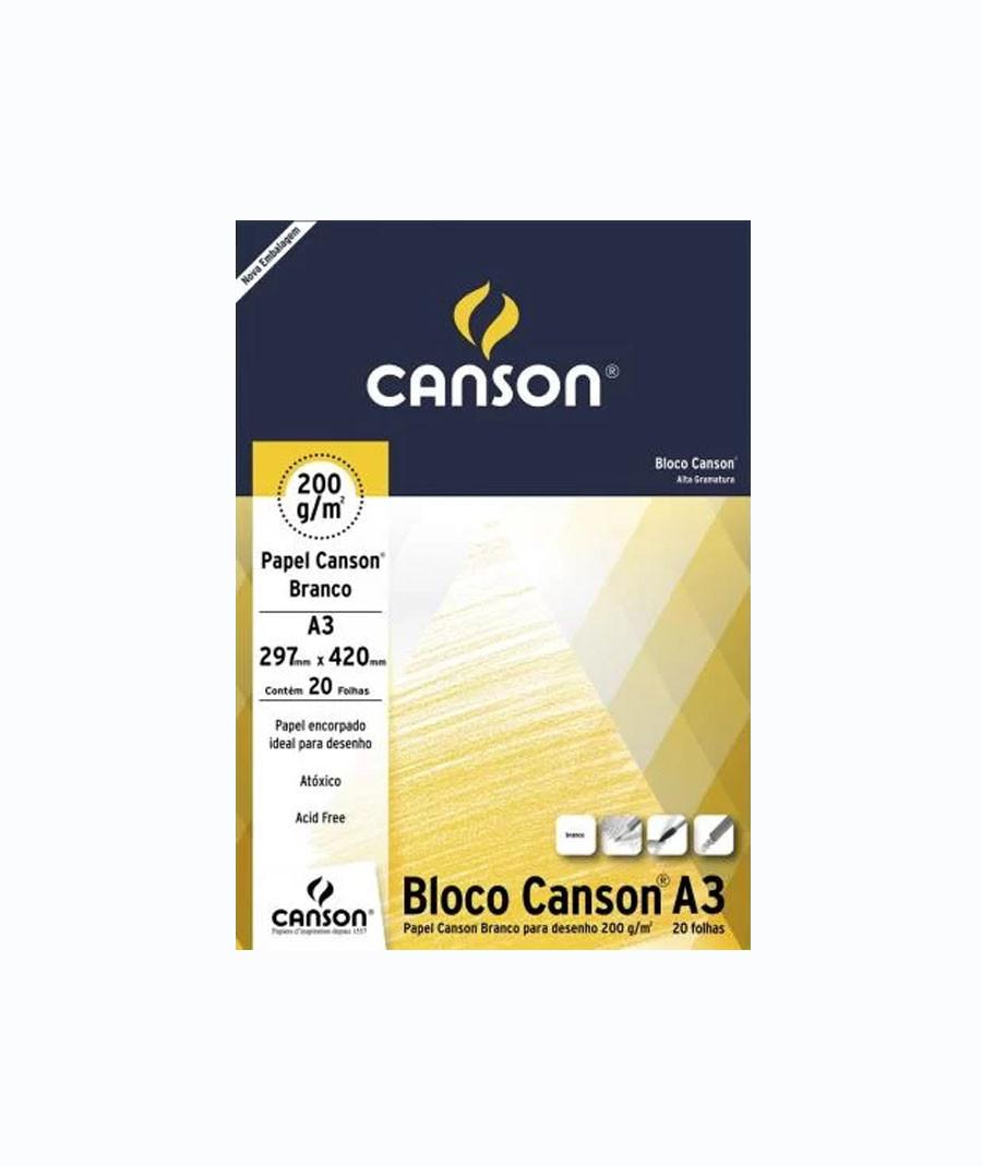 BLOCO CANSON UNIVERS...